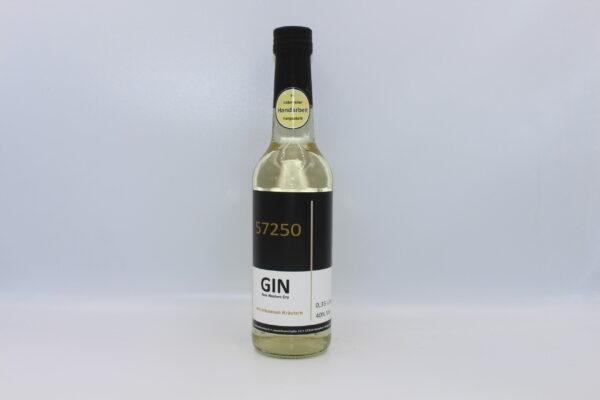 Flasche Gin 57250