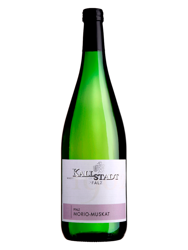 Flasche Morio-Muskat