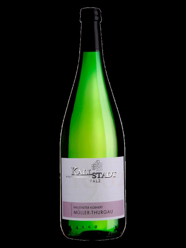 Flasche Müller-Thurgau