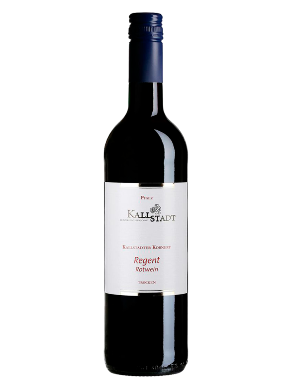 Flasche Rotwein Regent