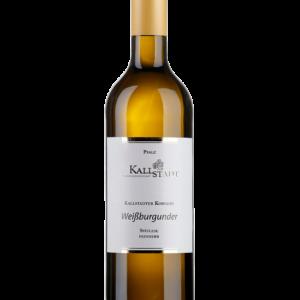 Flasche Weissburgunder