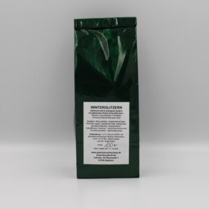Beutel grün Tee