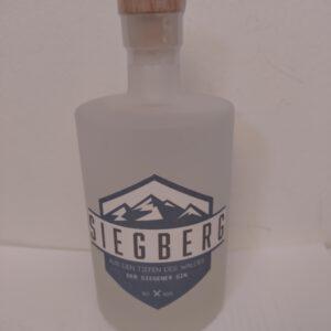 Flasche Gin